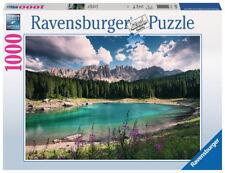 1000 Teile Ravensburger Puzzle Dolomitenjuwel 19832