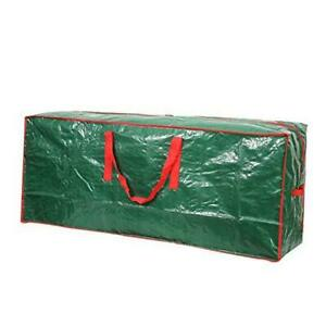 Christmas Tree Storage Bag - Fits Up to 7.5 ft Holiday Xmas 7.5FT Green