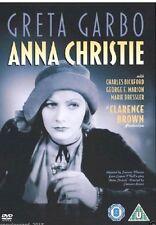ANNA CHRISTIE 1931 GRETA GARBO CHARLES BICKFORD WARNER UK REGION 2 DVD NEW