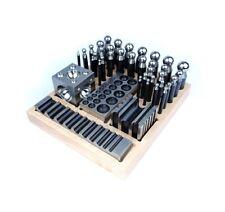 Proops 41 Piezas Acero Embutidores Embutidores bloque y Punch Set, fabricación de joyas. J1144