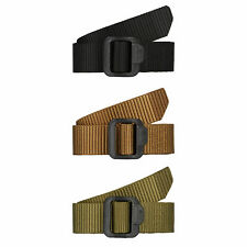 5.11 TDU 1.5-Inch Belt, Style 59551, Sizes S-4XL, TDU Green, Coyote, Black