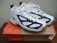 NIKE Air Zoom Blade Turf Mens White / Black Trainers Football UK Size 11.5 Boxed