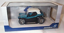 Meyers Manx Buggy 1970 Blue White Roof 1/18 - S1802701 SOLIDO