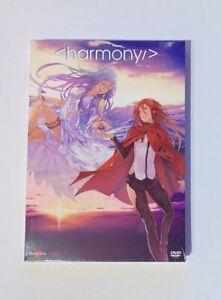 [DVD]  HARMONY -  Edizione Integrale Tiratura Limitata DVD + Booklet + Card