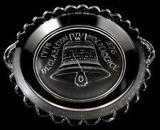 """Adams & Co. - LIBERTY BELL - CENTENNIAL - 10"""" PLATE"""