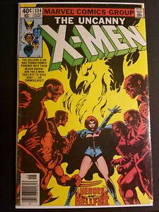 Uncanny X-Men #134 1st Dark Phoenix Key Issue