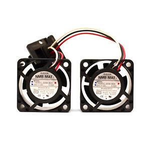FANUC Fan A90L-0001-0575#B (NMB-MAT 7 1608VL-S5W-B69 in pair) 24VDC