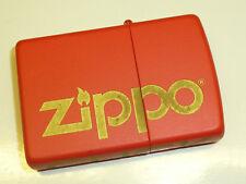 CLICK ZIPPO LIGHTER - STURMFEUERZEUG - NEVER STRUCK - 2005 - VERY NICE LOOK