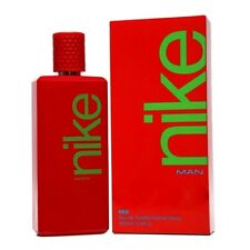 Nike Red Men EDT Perfume 100 ml Free Shipping.