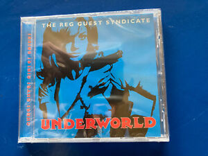 Underworld Soundtrack CD The Reg Guest Syndicate New Sealed CD