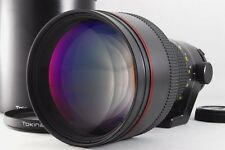 Rare Excellent+++++ Tokina AT-X MF 300mm F2.8 SD for Olympus OM Lens from Japan