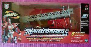 Transformers Robots in Disguise R.I.D. 2001 OPTIMUS PRIME Super WORLDWIDE NIB