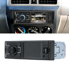 "3.2"" Car Blueteeth MP5 Stereo Player FM Radio USB AUX Handsfree Remote 1DIN Kit"