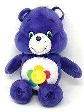 "Care Bears Harmony Bear Plush 15"" Tall"