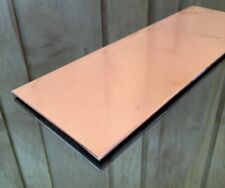 """1/8"""" COPPER SHEET PLATE NEW 4""""x12"""" .125 THICK *CUSTOM 1/8 SIZES AVAILABLE*"""
