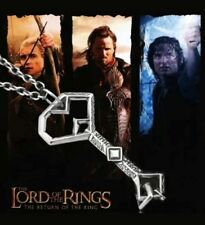 Lord of the Rings Hobbit Thorn Key Necklace Movie Memorabilia Gift Present