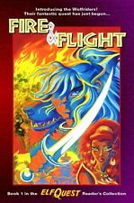 "ELFQUEST Readers Collection vol 1 ""Fire & Flight"" NEW, SIGNED!"