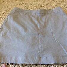 Nike Gray Grey Skort Skirt Golf 8 Nike Fit Dry