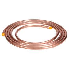 NEW 10 metre of 5mm copper, microbore, gas LPG plumbing pipe/tube water