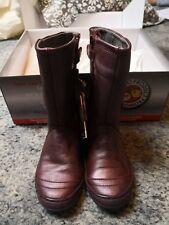 Lea Lelo Girls Boots Size 7 UK RRP £59.99