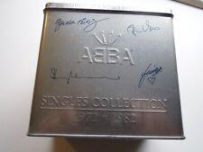 ABBA SINGLES CD COLLECTION 25th ANNIVERSARY METAL BOX SET STILL SEALED 1999