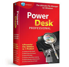 Avanquest PowerDesk Pro 9 The Ultimate File Finder Viewer Manager Duplicate rem.