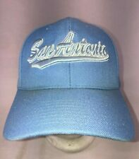 San Antonio Baby Blue Tourist Baseball Cap Hat