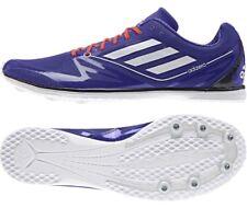 Adidas Adizero Cadence 2 Track Running Shoes Spikes Night Flash Purple 11.5