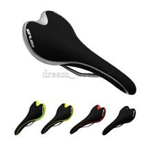 Bicycle Saddle Comfort Road MTB Mountain Bike Cycling PU Leather Saddle Seat