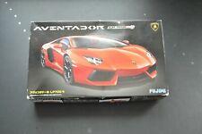 Fujimi Lamborghini Aventador LP 700-4 Model Kit