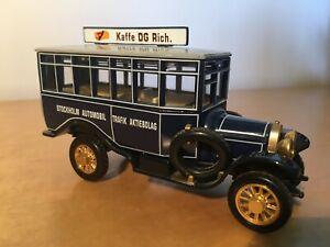 Scania Vabis Diecast 1922 Post Bus Model