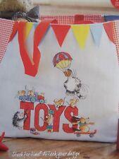 Margaret SHERRY's Toys cross stitch chart # 297