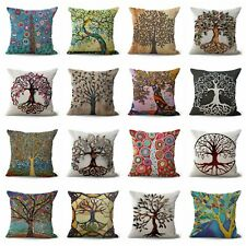 US SELLER- set of 12 upholstery chair cushions replacement tree of life