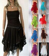 Vintage-Kleider aus Polyester für Damen in Größe 38