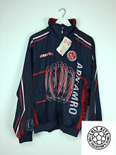 Retro AJAX *BNWT* 97/98 Training Jacket (L) Soccer Jersey Umbro Vintage Football