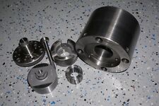 Speedgrip Double Taper Id Collet Lathe Chuck Dtns 25 Db4 With A2 6 Spindle