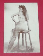 CPA PHOTO BRIGITTE BARDOT BB CINEMA ACTRICE 60's EDITIONS EBULLITIONS N°34