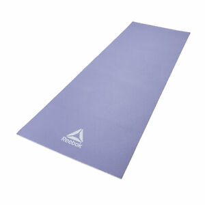Reebok Men's Yoga Mat - 4mm - Purple