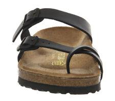 Sandales et chaussures de plage noirs Birkenstock pour femme pointure 38