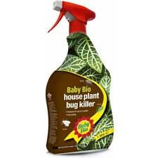 Baby Bio Vertes Bug Killer Spray 1 L tue mouche blanche Greenfly pucerons etc