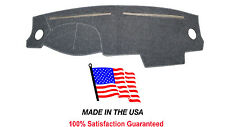 1996-2000 Honda Civic Dash Cover Pepper Gray Carpet HO15-19 Made in the USA