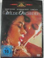 Wilde Orchidee - sexy Erotik Kult Thriller - Mickey Rourke, Jacqueline Bisset
