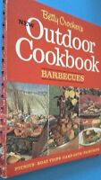 Betty Crocker's New Outdoor Cookbook Barbecues HC 1967 1st Edition Spiral Bound