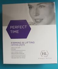 HL Holy Land Perfect Time Firming & Lifting Kit + samples