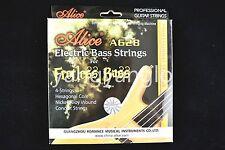 Alice A628 Fretless Electric Bass Strings Concert Strings 4 Strings 045-101