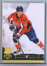 Nicklas Backstrom 10-11 Upper Deck The Cup Gold Base Card /25