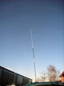 Ham Radio Antenna AMPRO 80 HF Mobile 3.5MHz 80m Band