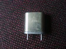 31.100 MHz CRYSTAL FOR DRAKE 4 SERIES TRANSMITTER RECEIVER FOR 20.000 - 20.500