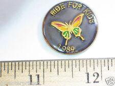 Ride For Kids Motorcycle Pin Pin Badge (#044)