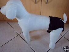 Culotte hygiénique pour chienne - T3 - coloris NOIR